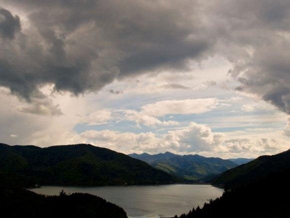 Bicaz Dam - Lake