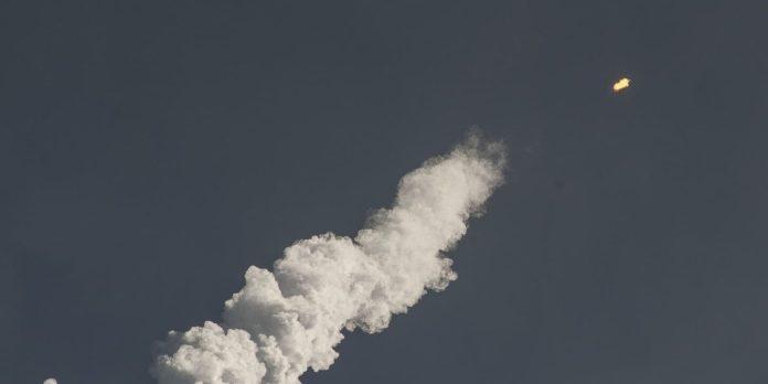 Multiple rockets
