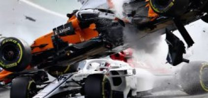 The dangers of Formula One