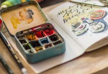 The Basics of Watercolor Painting: 4 Important Tips For Beginners