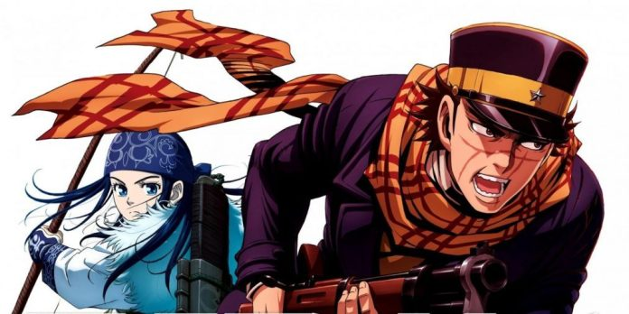 Why Golden Kamuy might be the perfect anime for you