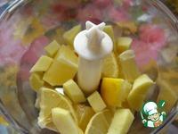 Лимонно-имбирный лимонад ингредиенты