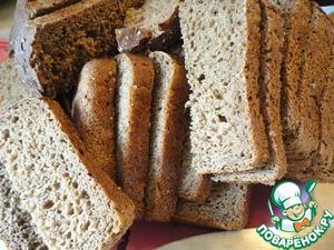 Квас хлебный с медом и изюмом