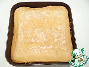 """Апельсиновый торт """"Ламбада"""""""