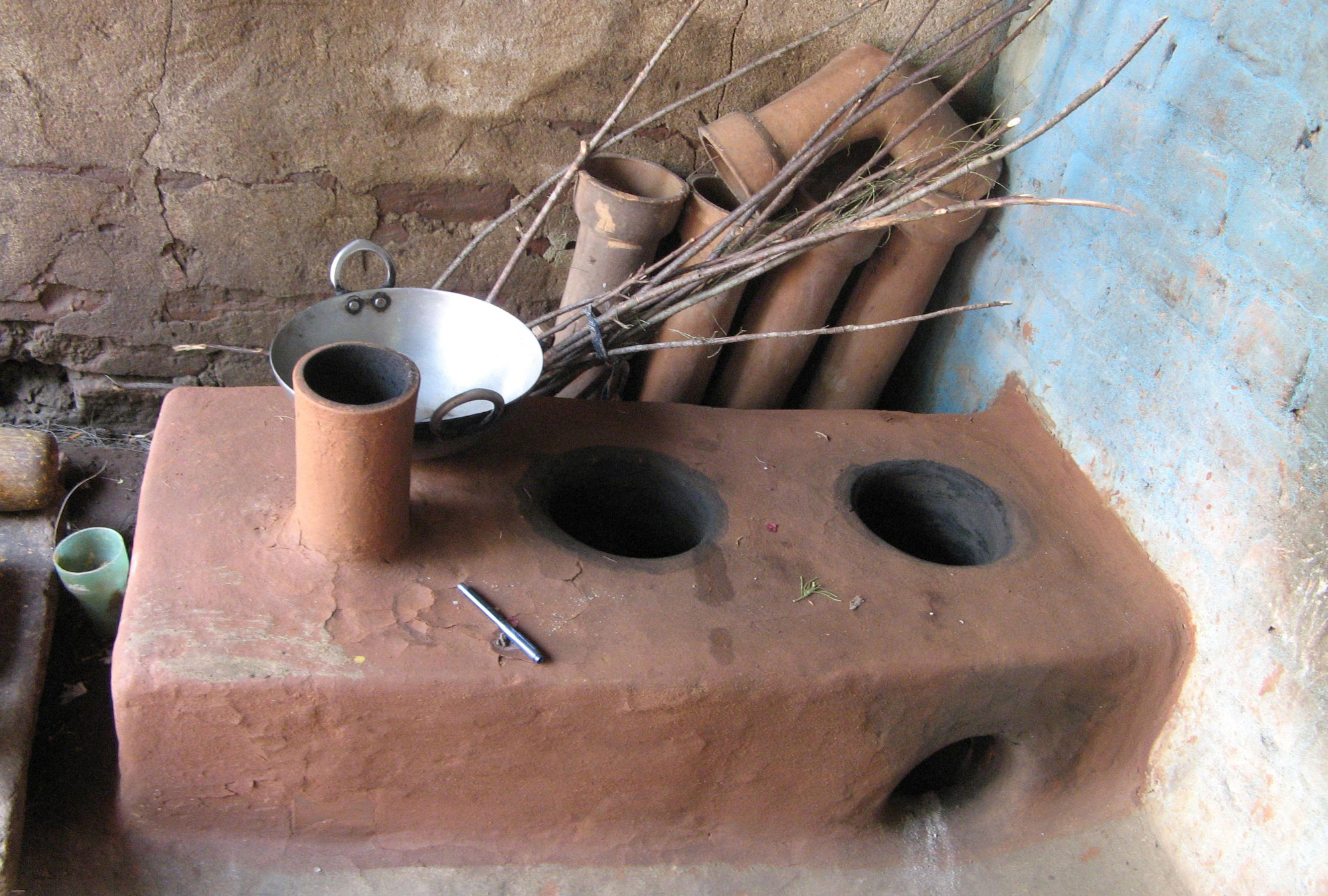Cooking Stoves Indoor Air Pollution and Respiratory