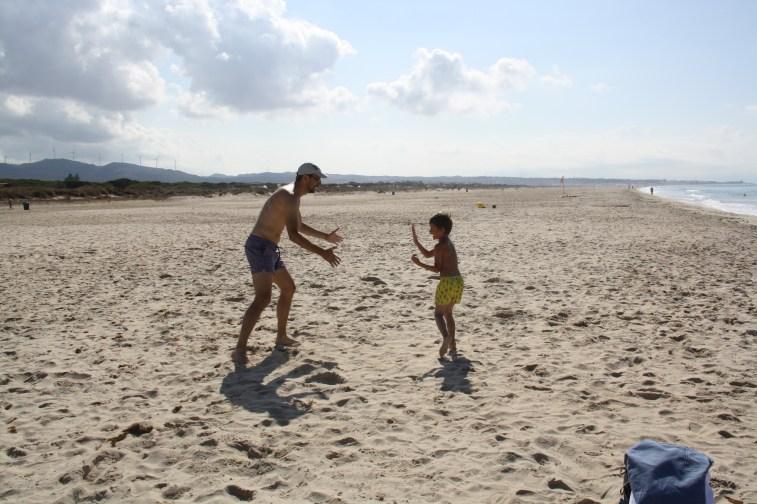 Aj takéto ľudoprázdne vedia byť španielske pláže