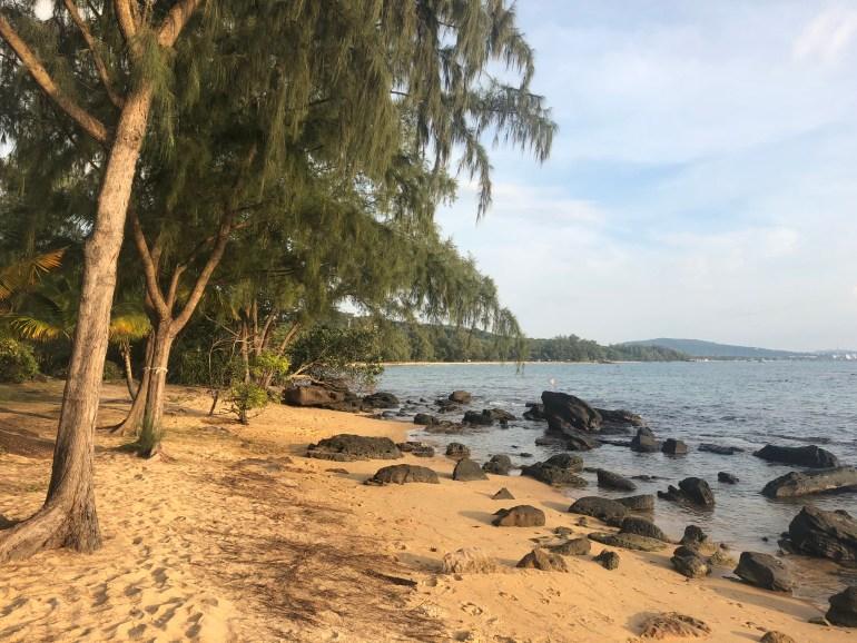 Ong Lang Beach, Vietnam