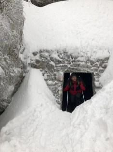 Gergélyho tunel.