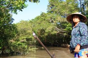 Život na rieke Mekong