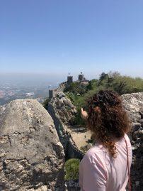 Výhľad z Maurského hradu
