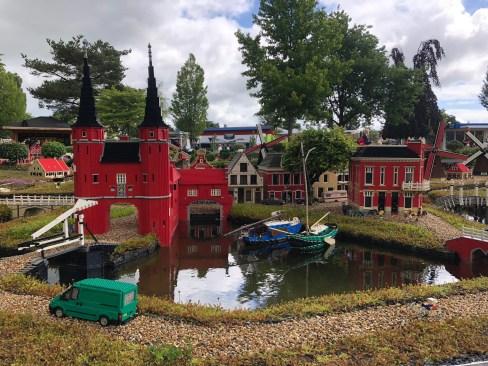 Mini Lego mestečko
