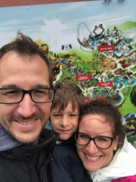 V Legolande sa nestratíte - k vašej top atrakcii vás zavedú mapky Legolandu, dostupné na každom kroku.