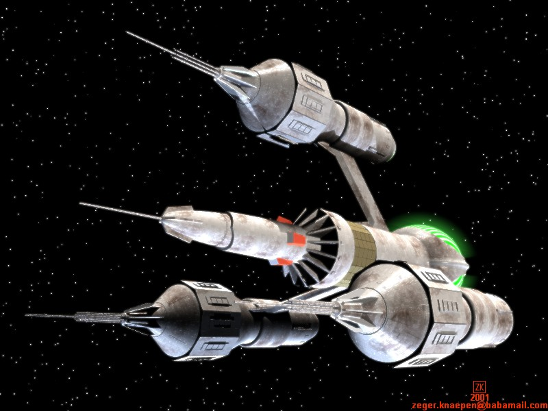 Blake's 7 ship