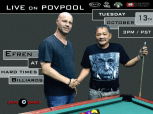 Efren Reyes on POVPOOL