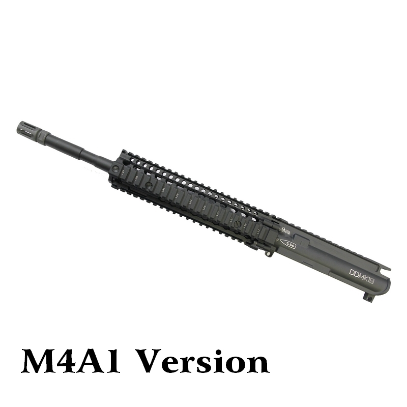 P6 Daniel Defense MK18 upper receiver for PTW M4 (9 inch