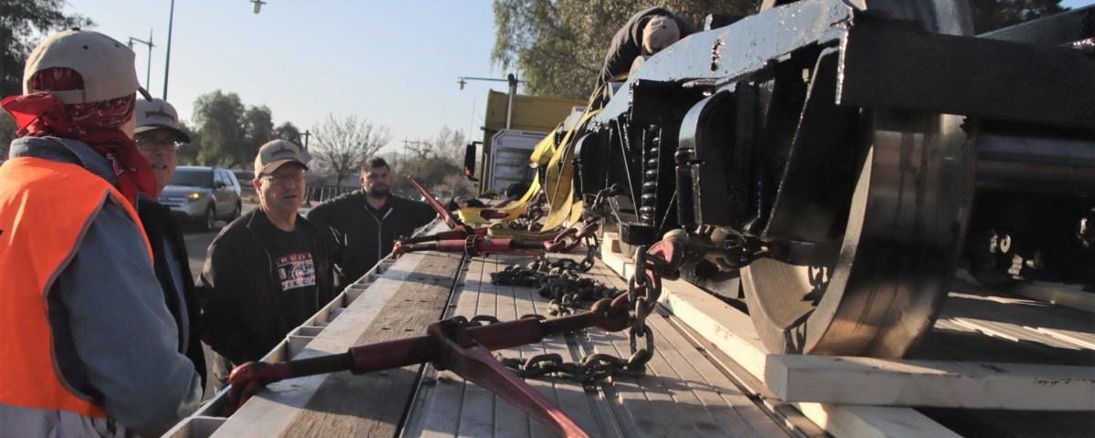 Cable Car Trucks