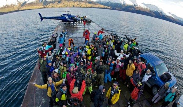 2012 Heli World Challenge