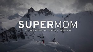 Wendy Fisher Supermom Salomon Freeski TV