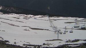 Horstman Hut Snow Cam