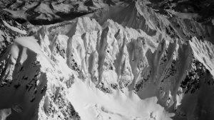 Terrain is bigger in Alaska.