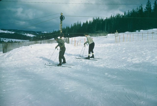 Like most good things, it all started here in the 60s, with a rope tow and skinny skis. PHOTO: Antelope Butte