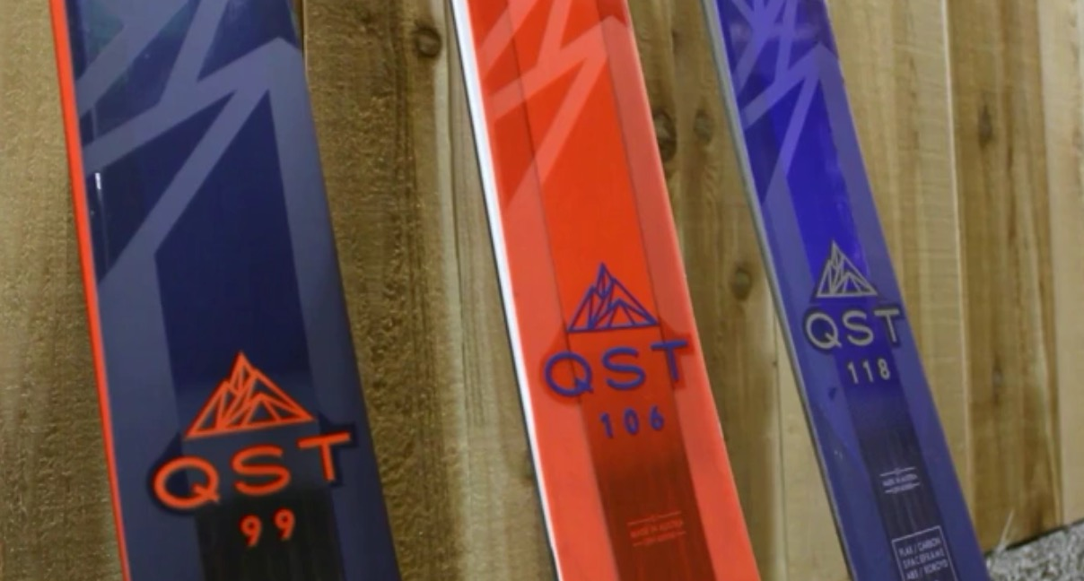 Salomon QST Ski Line | POWDER Magazine