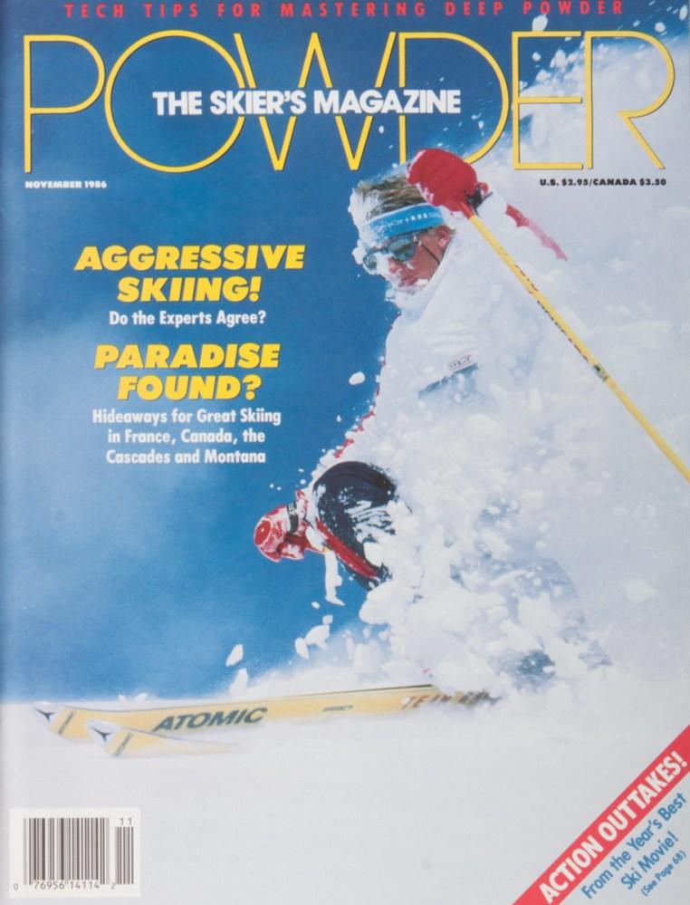 Tracking Cody   POWDER Magazine