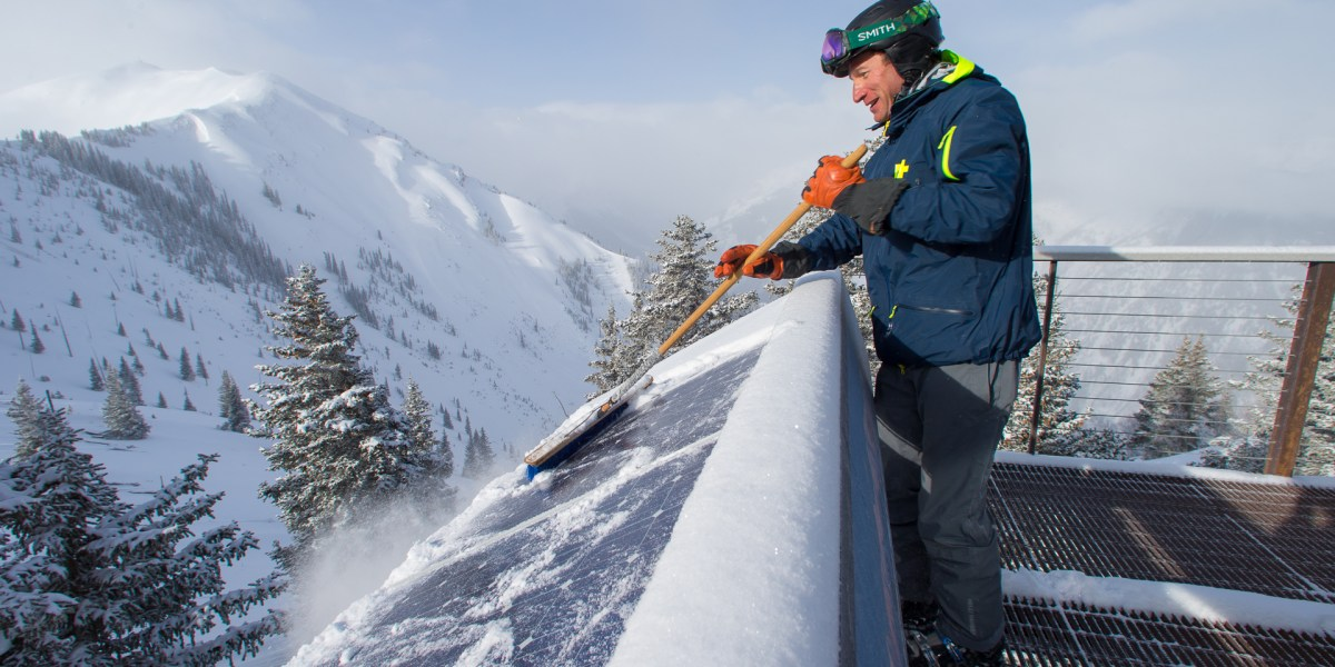 Skiers Can Make a Difference On Climate Change