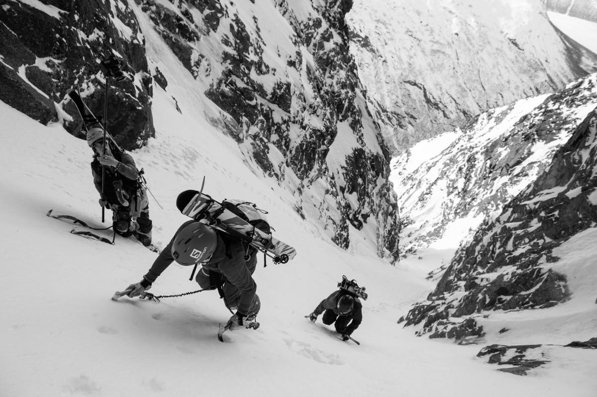 45.5; Powder Profile; Bjarne Salen; Photo: Daniel Ronnback