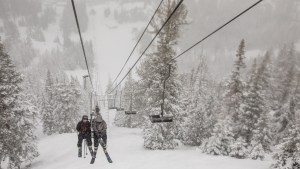 Frank Fazzino, Bernard Rosow – June Mountain Ski Resort