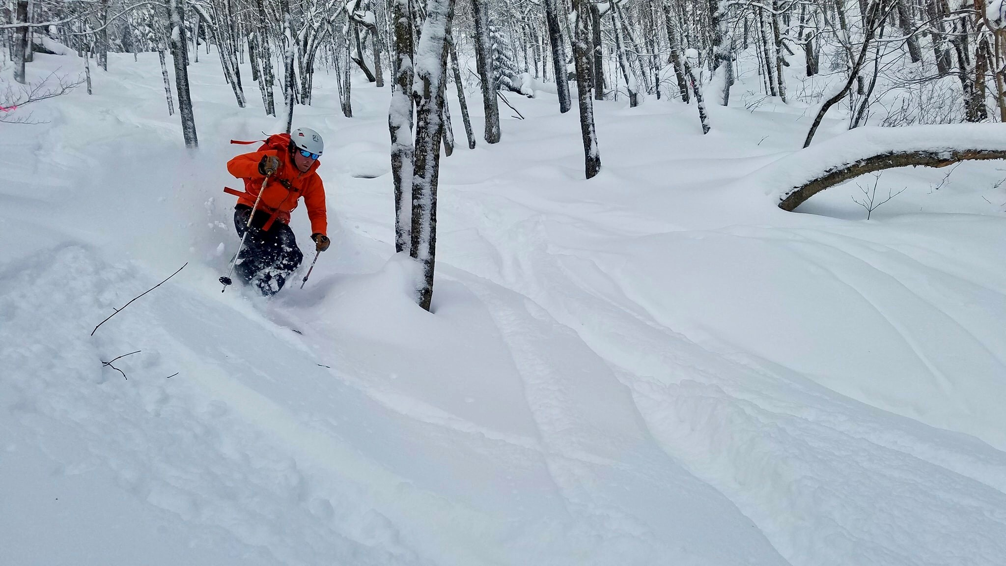 A Historic Moment For Backcountry Skiing in New Hampshire