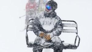 Wildcat chair    Alta, Utah