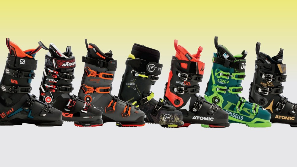 3094f22ae98 The Best Resort Ski Boots of 2019 | POWDER