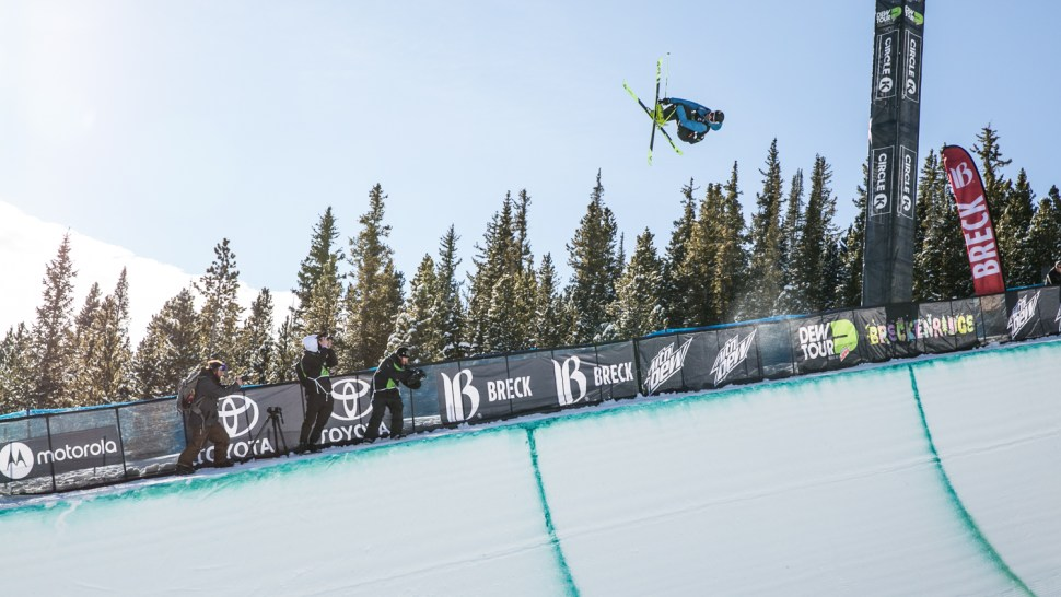 Dew Tour 2017 Pipe