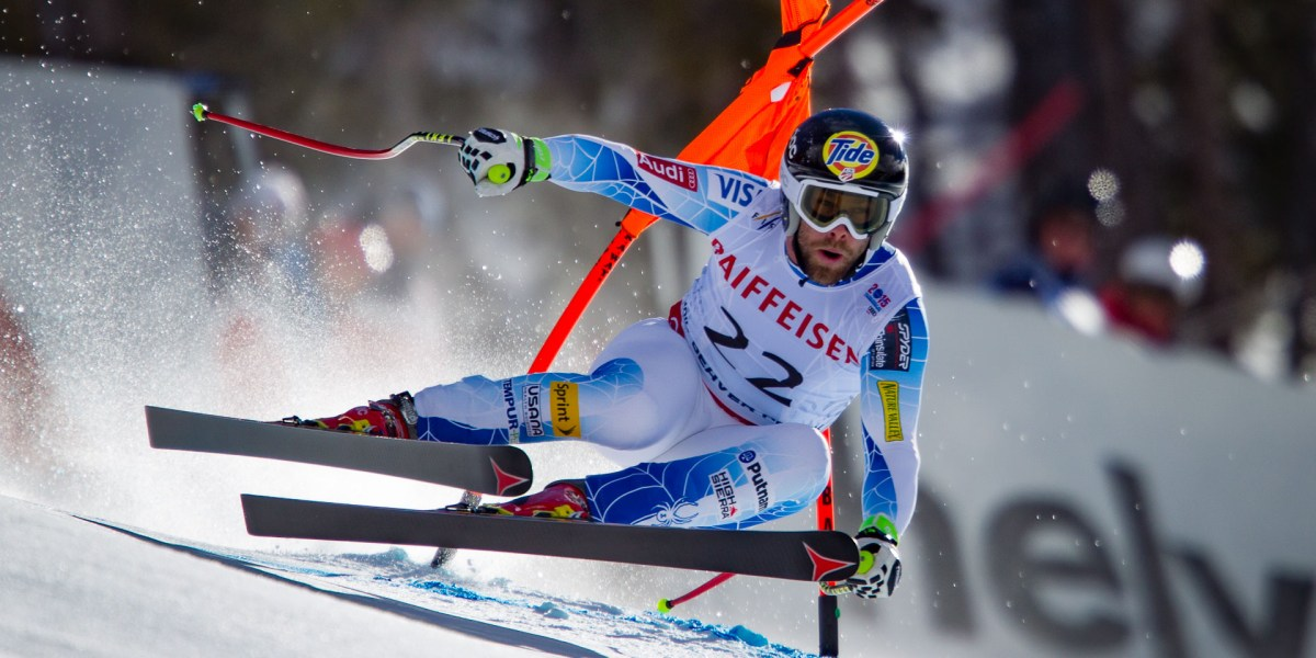 World Cup Downhillers Are The Biggest Badasses in Skiing