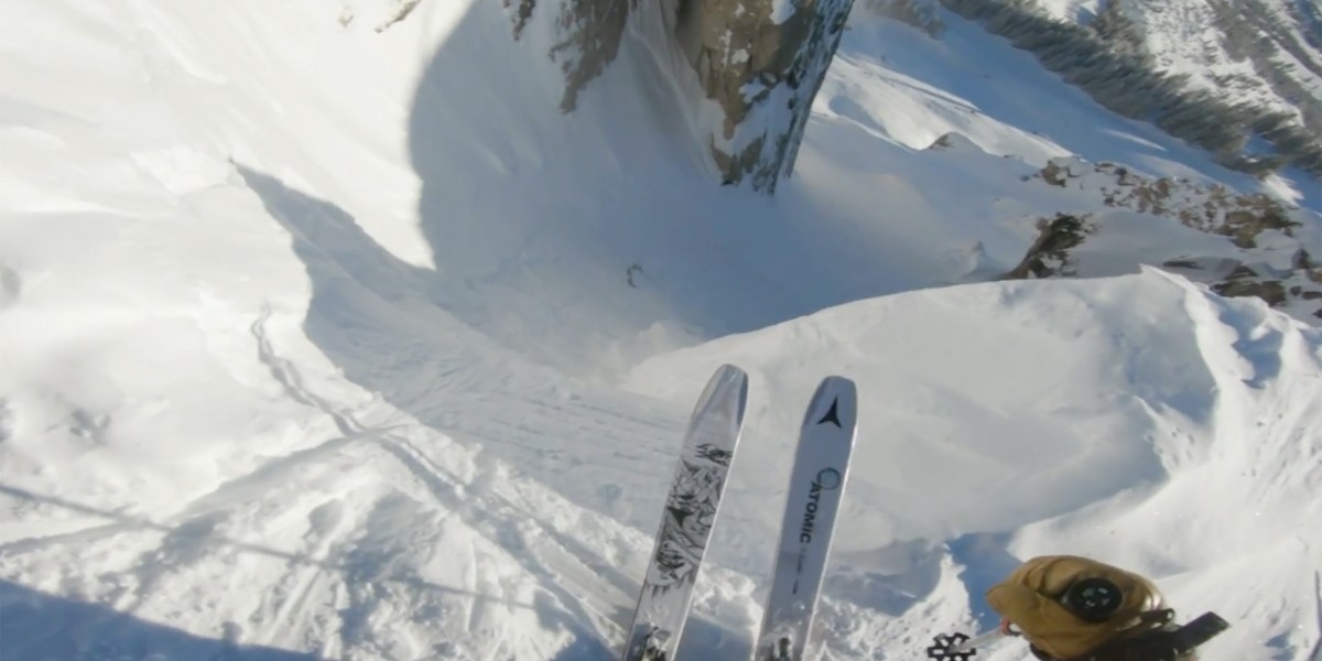 How To Ski 4,138 Vertical Feet Nonstop And Keep It Smooth