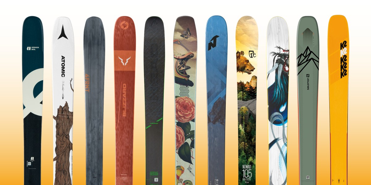 The 11 Best Skis of the Year