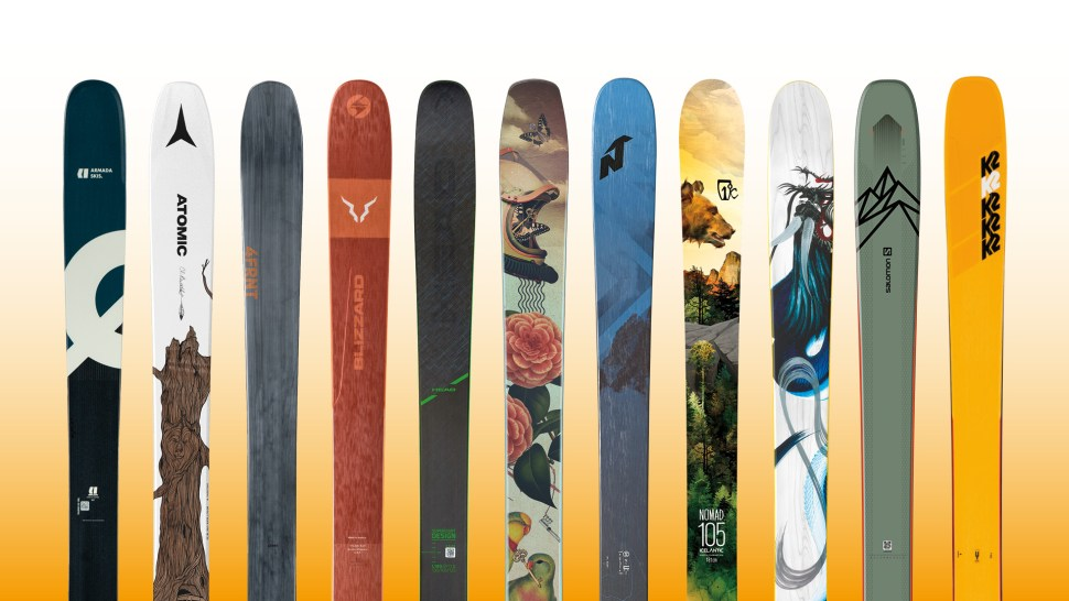 Best Skis 2020.The 11 Best Skis Of The Year Powder Magazine