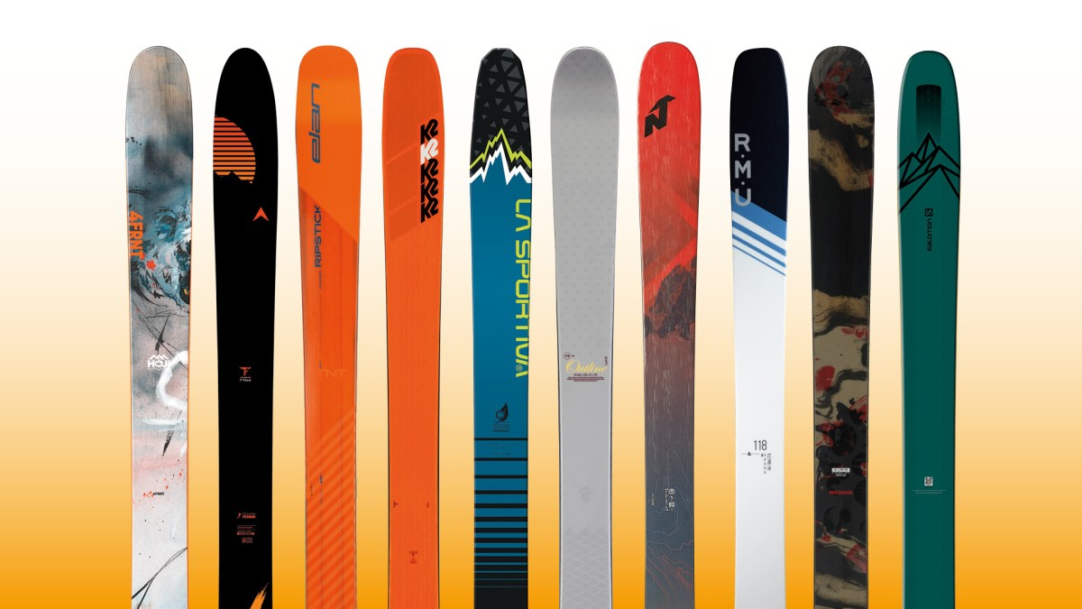 Best Powder Skis 2021 The Best Powder Skis of the Year | POWDER Magazine