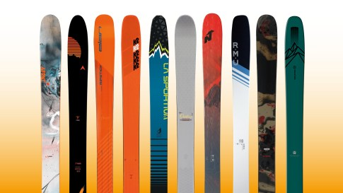 Powder skis of the year 2020