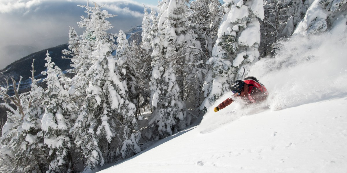 How to Go Big—Really Big—in the Adirondacks