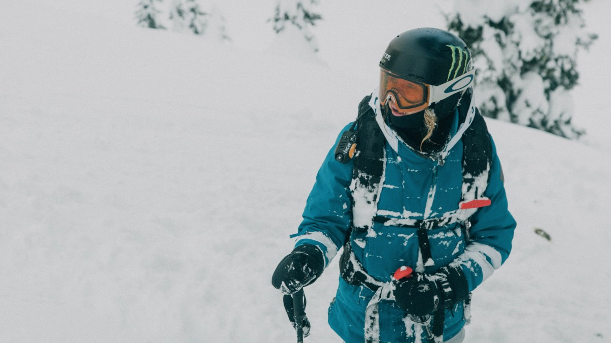 Swiftcurrent is Maggie Voisin's First Backcountry Film | POWDER Magazine