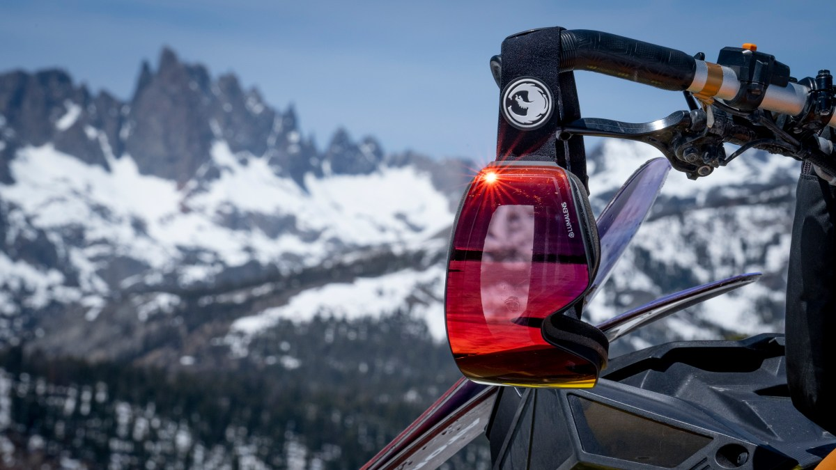 Dragon Eyewear's New PXV2 Delivers Better Performance on the Mountain