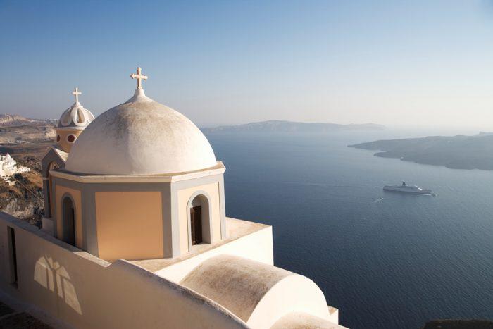 Duften af den græske ferie…