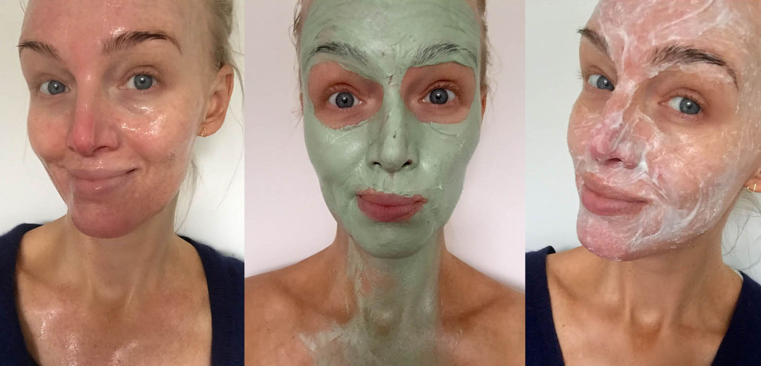 3 Ansigtsmasker, der vitterligt gør en forskel