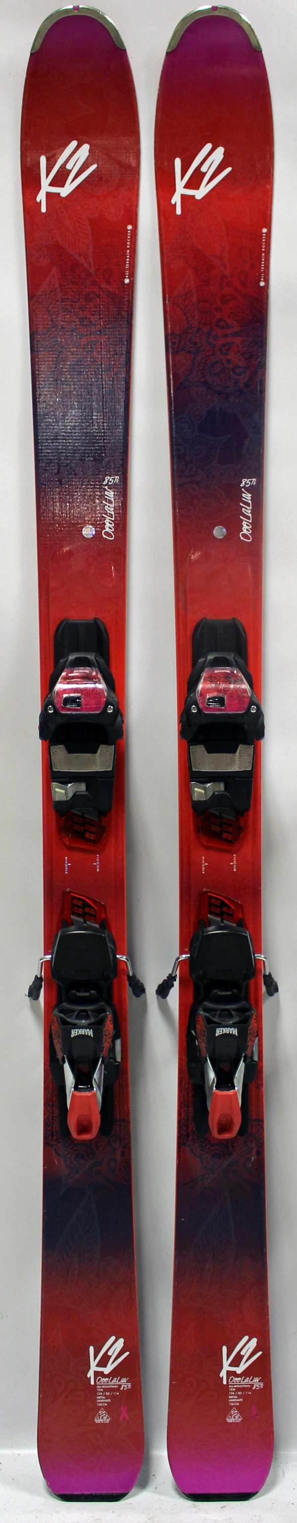 K2 Ooolaluv 85 Ti Women' Skis Powder7 Ski