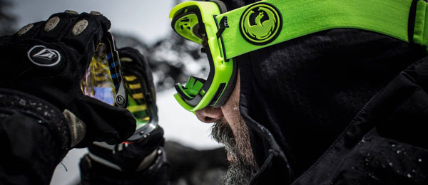 Swiftlock Feature for Dragon Alliance X2 Snowboarding Goggles