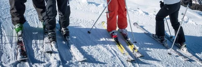 Ski Bindings for Intermediates