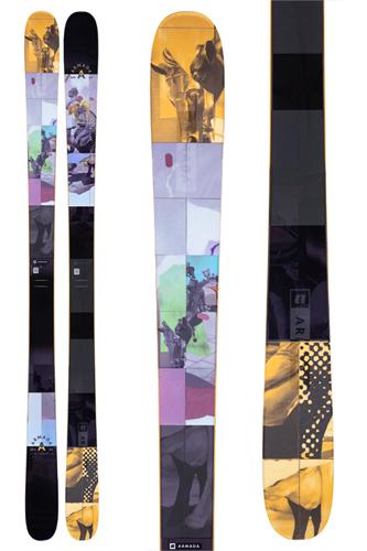 2022 Armada Arv 86 Freestyle Skis