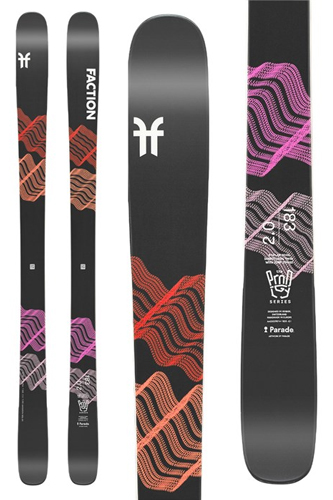 2022 Faction Prodigy Skis